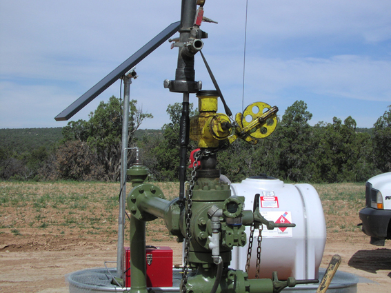 Field install of the wireline retrievable (DX-WR) tool
